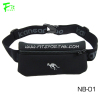 Neoprene Waist Bag with Single Pouch for Phone