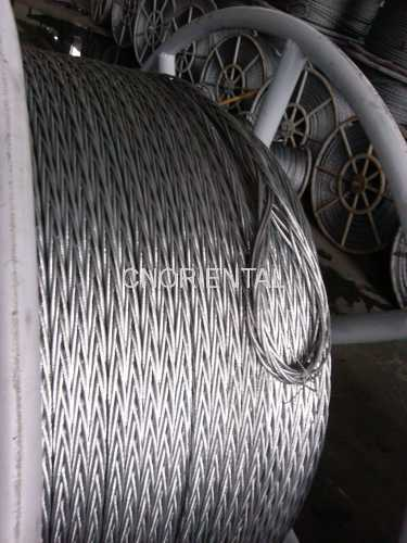hexagon 12 strands non rotating stainless steel wire rope