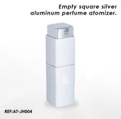 aluminum perfume bottle atomizer
