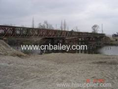 Bailey Steel Bridge Panel