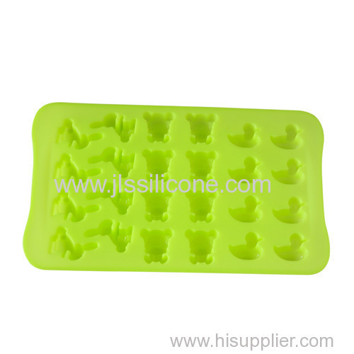 funny shape silicone cake mould