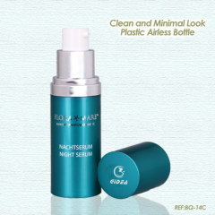 airless cosmetic pump bottle