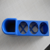 Plastic product for plastic container