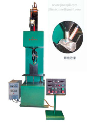 Vertical Angle Seam Welding Machine