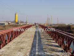 Bailey Steel truss Bridge