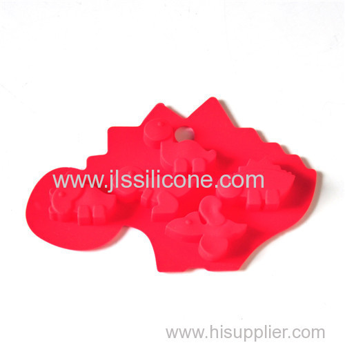Silicone chocalate cake tools