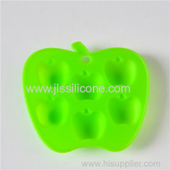 Apple Green Silicone cake mold pan wholesale