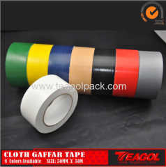Cloth Duct Tape 50mesh Whte Color Size: 50mm x 50m