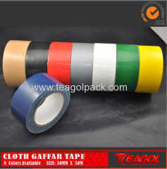Cloth Duct Tape 50mesh Blue Color Size: 50mm x 50m