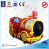 hot sale bubble operated game machine happy train kiddie rider
