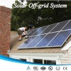 DIY 500W Off-Grid Solar Home System