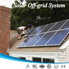 500W Off-Grid Solar Power System