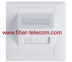 FP-AD2001 Placa frontal del adaptador de fibra óptica