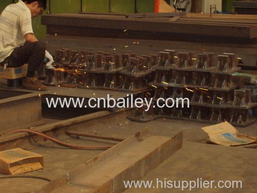 Bailey Railway Steel bridge