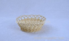 rattan bread basket for hotel