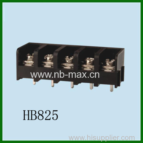 9 50mm screw cage Barrier Terminal Blocks 25A HB950 manufacturer
