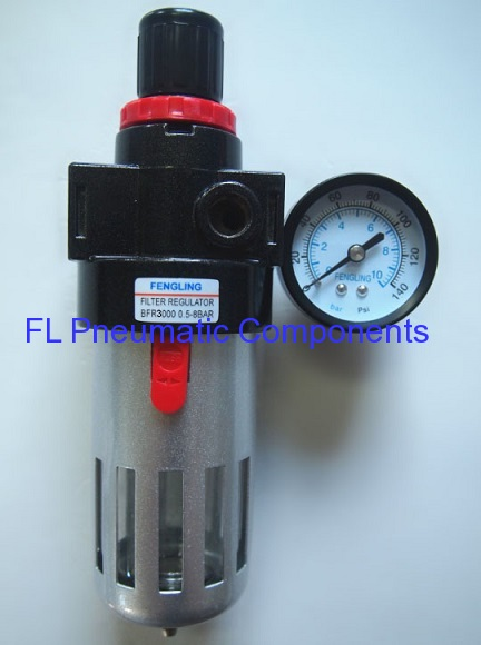 BFR3000 Air Filters and Regulators Combination