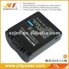 For panasonic li-ion battery S006 CGA-S006 DMW-BMA7 7.2V 800mAh