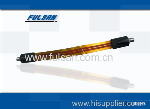 Flexible Flat Cable For Dvd S : Flat flexible window door coax tv cable products china