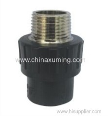 HDPE Socket Male Thread Coupling Fittings