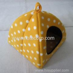cute indoor cat house,flodable cat house