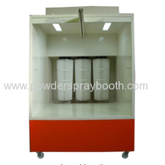 Powder Spray Booth Antistatic Filter Cartridge