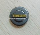 Flatback round sanp button