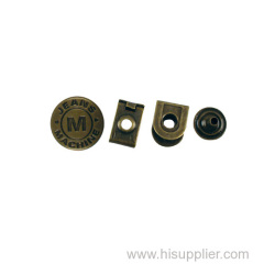 buttons snap fasteners trouser hooks