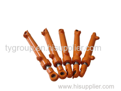 hydraulic cylinder for agricultrual machinery