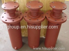 flanged hydraulic cylinder for sale