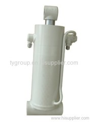 hydraulic cylinder for ladder truck