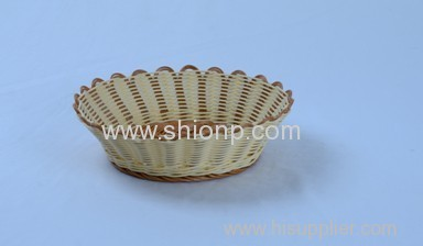 Top quality bread rattan baskets for hotel