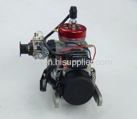 Powerful 2 stoke rc boat gas engine for sale from china for Gas rc boat motors