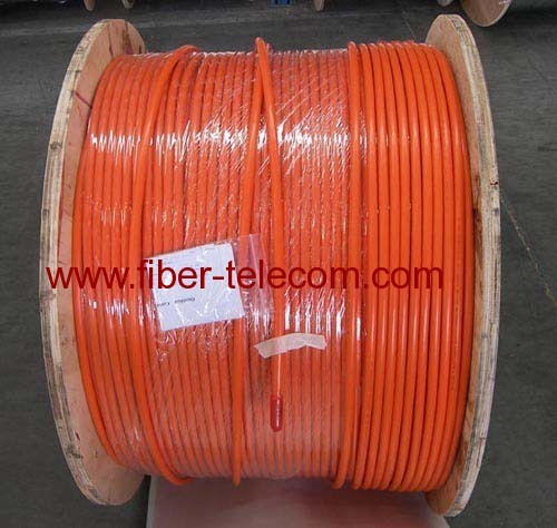 Multimode indoor breakout Cable 12-fibers with PVC jacket
