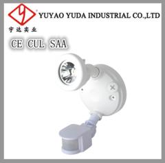 80 single light outdoor led wall spot light with motion sensor