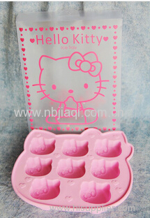 Promotional ice tray use for home