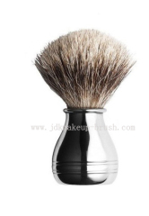 Shaving Brush with mental handle
