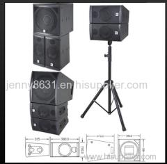 CVR a coxial array system sub-bass
