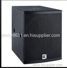 Q-118 is a 18'sub woofer,