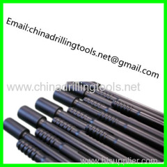 easy to change Male-female drilling rod