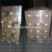 Cartons Pallet Wrap Package