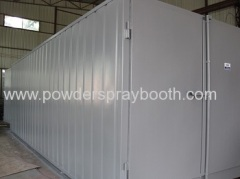 Powder Paint Curing Oven