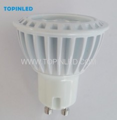 CE CB approval new design GU10 LED spot light Aluminum 4*1W
