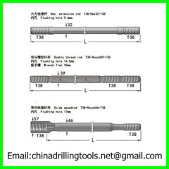T38 thread rock rod