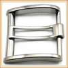 Unique new modern men design handwork zinc alloy buckle for belt