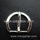 western pin buckle for belt/ plating military metal belt buckle &well-looking alloy pin buckle with clip