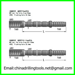 T60 MF thread drill rod