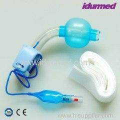 tracheostomy tube with cuff