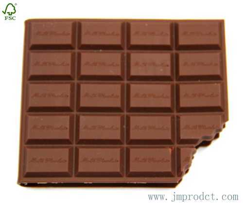 delicious chocolate diary notebook for gift