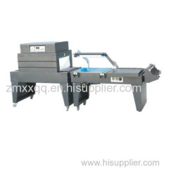L type sealing shrink tunnel shrink packing machine